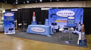 Complete Trade Show Display Booth