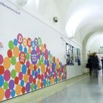 Brighten a Boring Hallway with a Custom Wall Mural!