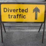 Temporary Traffic Signs, Portable Traffic Signs