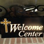 Church LED Monument Sign