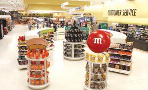 Custom Design Promotional Product Displays