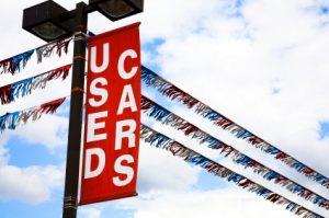 Hanging Vertical Banner