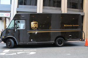 Delivery Vehicle Van Graphics