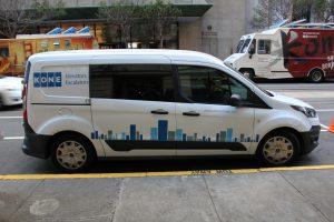Custom Van Wraps for Commercial Vehicles