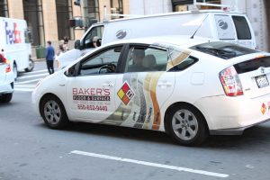 Custom Car Wraps & Vehicle Wraps