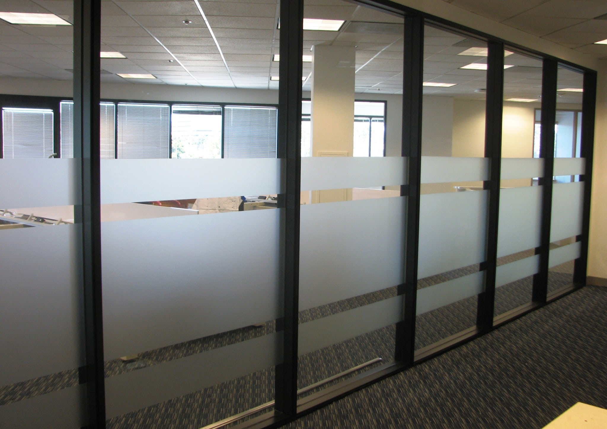 Decorative Window Film By Bethel Signs Amp Graphics
