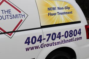 Marietta Custom Van Wraps