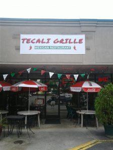 Storefront Banner