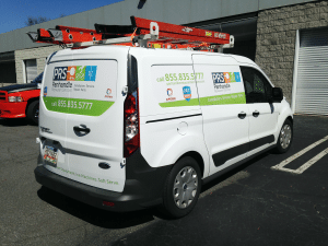 Functional Work Van Wrap