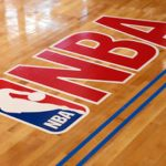 vinyl floor graphics basketball court